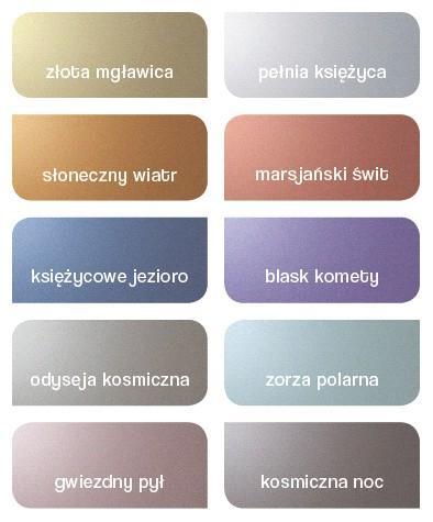 Paleta kolorów Dulux Creations Moonlight
