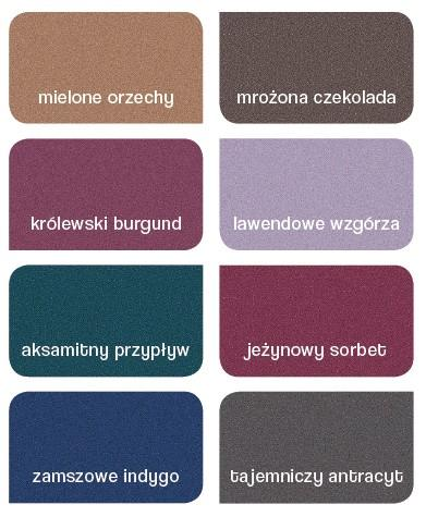 Paleta kolorów Dulux Creations Sand Touch