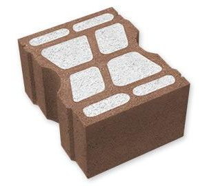 Blok keramzytowy Leier Monolit Plus