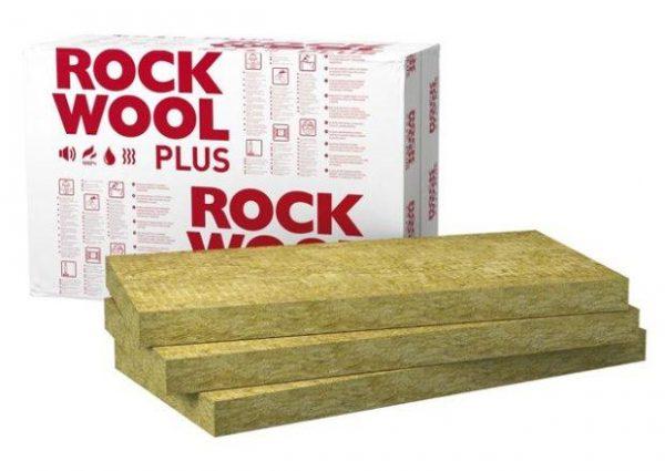Wełna mineralna Rockwool ROCKMIN PLUS 50, 70, 100, 150 mm