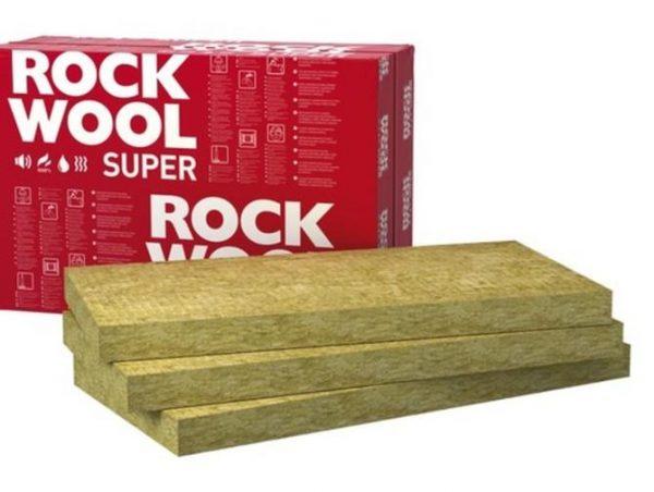 Wełna mineralna Rockwool SUPERROCK 50, 100, 150, 200 mm